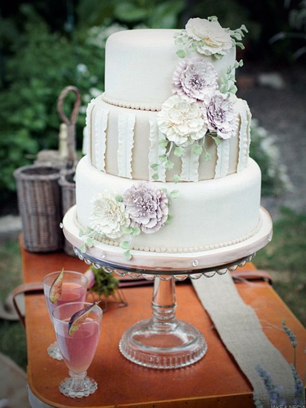 Little French Wedding Cakes Pictures Best Cake Ideas
