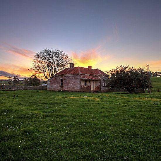 Abandoned Sunset