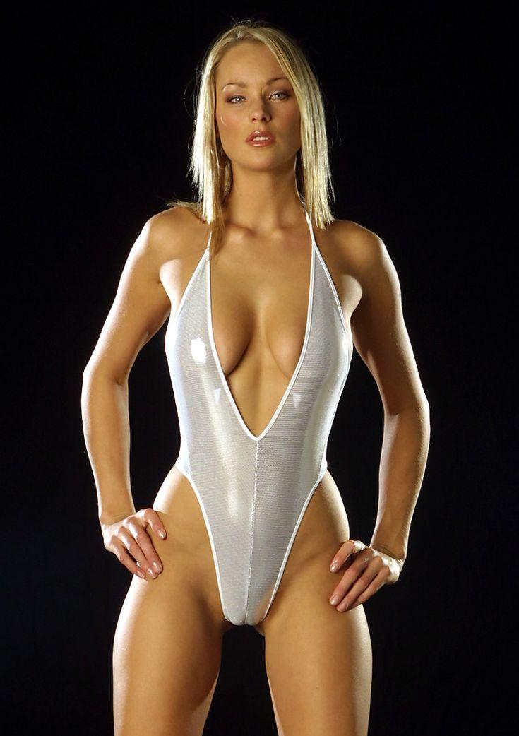 girls in tight wet speedo bodysuits