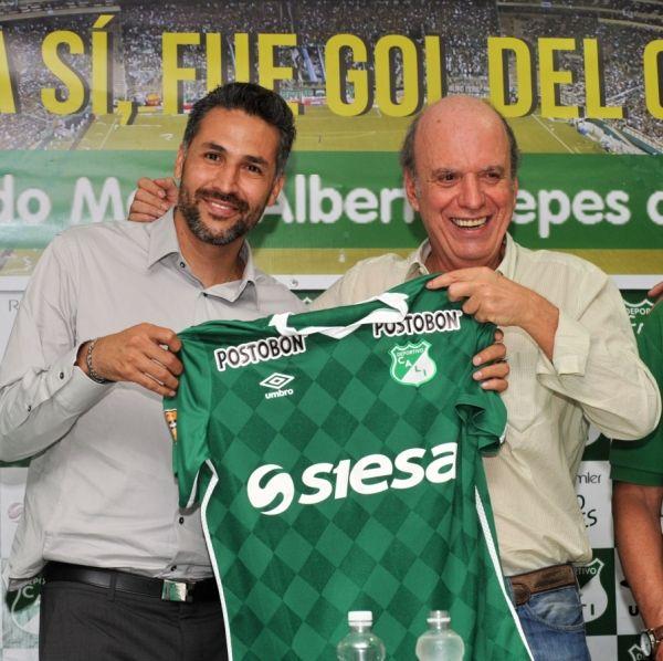 Así fue el paso de Mario Yepes como técnico del #DeportivoCali