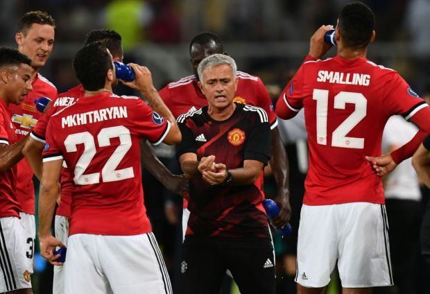 Im a better coach at Man United than anywhere else  Mourinho http://ift.tt/2kq0nr9