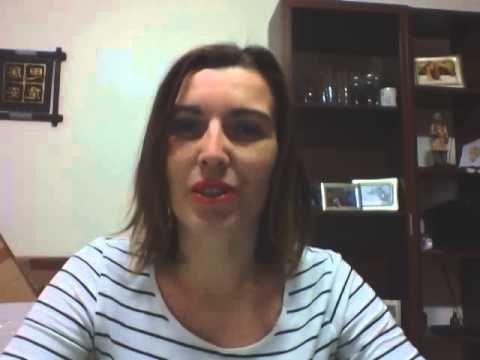 Candidatura Inma León: ¿Por qué quiero ser Embajadora Abéñula? - YouTube