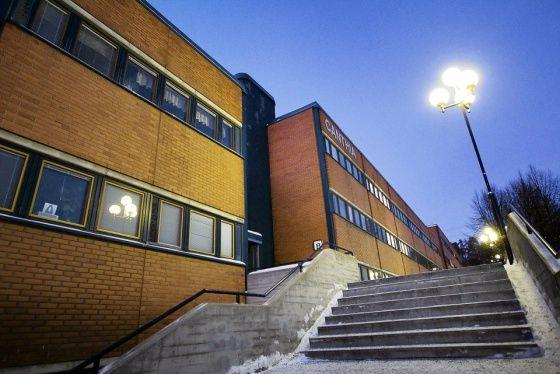 UEF - Kuopio campus, Canthia