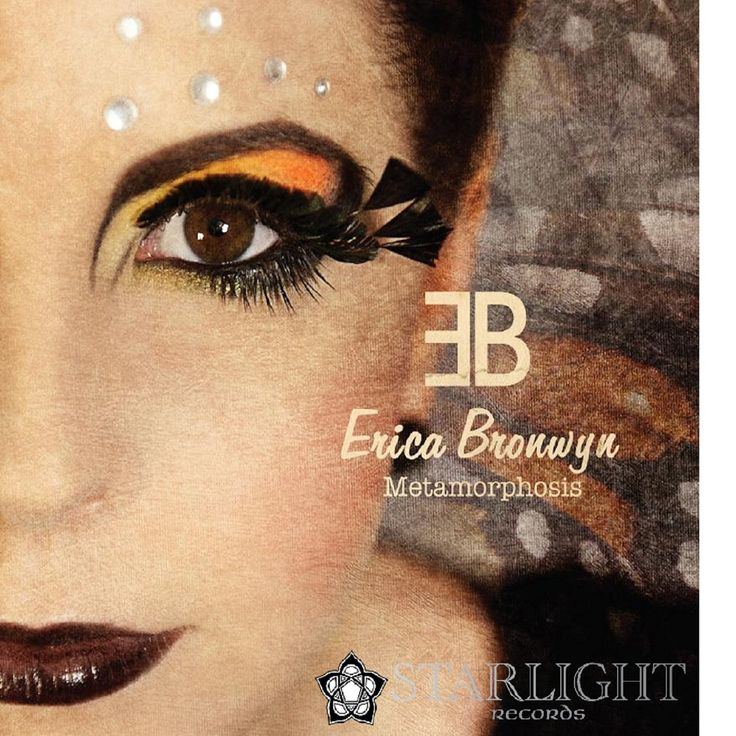 Erica Bronwyn's debut EP - Metamorphosis
