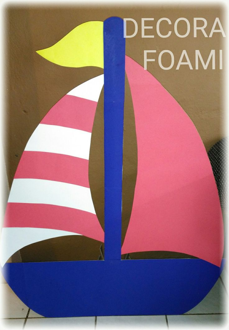 Barco de carton