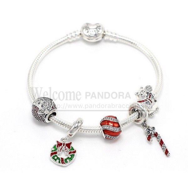 charms pandora bracciale