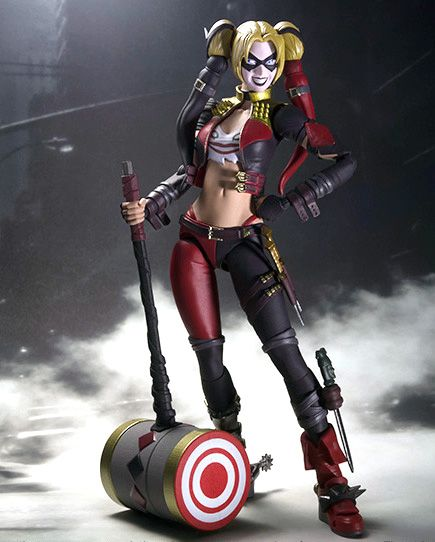 Injustice Gods Among Us Harley Quinn Action Figure