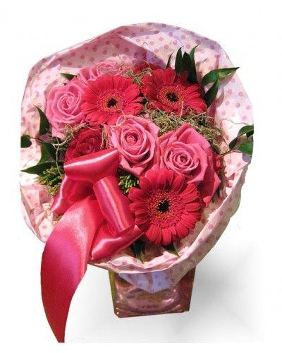 Hangulat - Anyák napi csokrok - Virágküldés