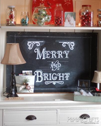 Chalk Lettering Tutorial by @Betsy Buttram Veldman