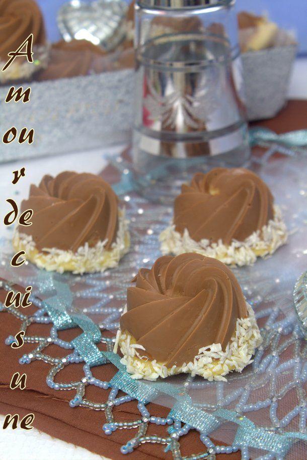 Sablés ettaj , sablés la couronne au chocolat