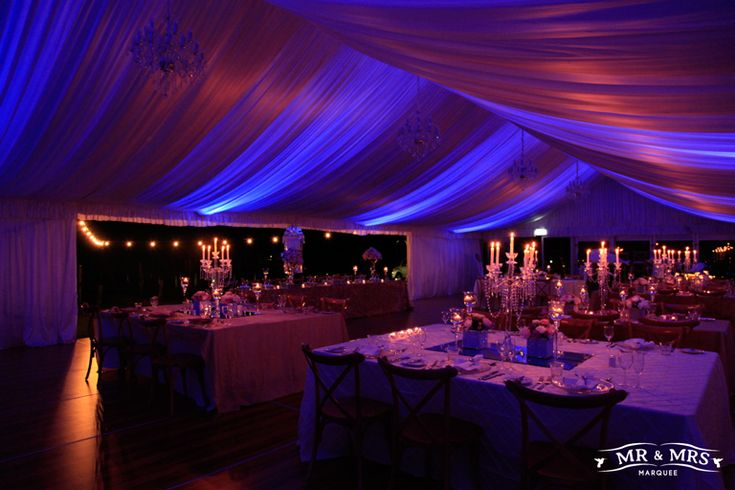 Marquee Wedding Reception Gold Coast-  O'Reillys Vineyard Wedding Venue in the Gold Coast Hinterland has a Luxury Silk Lined Marquee for Hire For Your Wedding Reception!  Visit our website to enquire on pricing: http://mrandmrsmarquee.com.au/oreillys-vineyards/  #goldcoastwedding #Goldcoastweddingvenue #marqueewedding #goldcoastweddingdecorator #goldcoastweddingmarquee