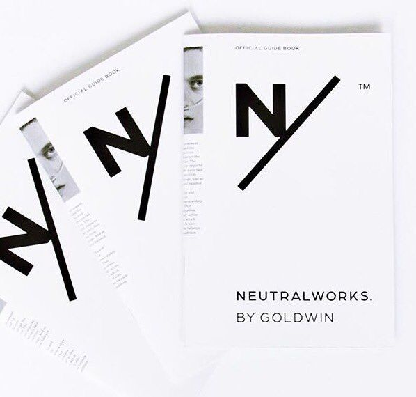 NEUTRAL WORKS. official guidebook
