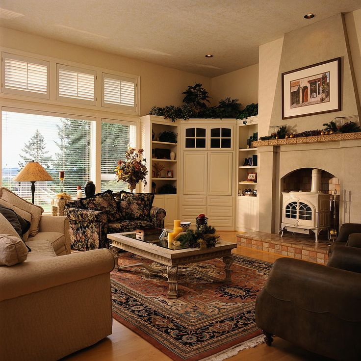 Country Style Living Room Designs Extraordinary 35 Best Country Style Living Romms Images On Pinterest  Living Decorating Inspiration