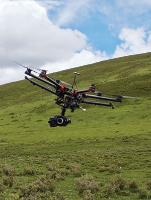 The Insider's Guide to Drone Videography | This expert guide will get you off the ground