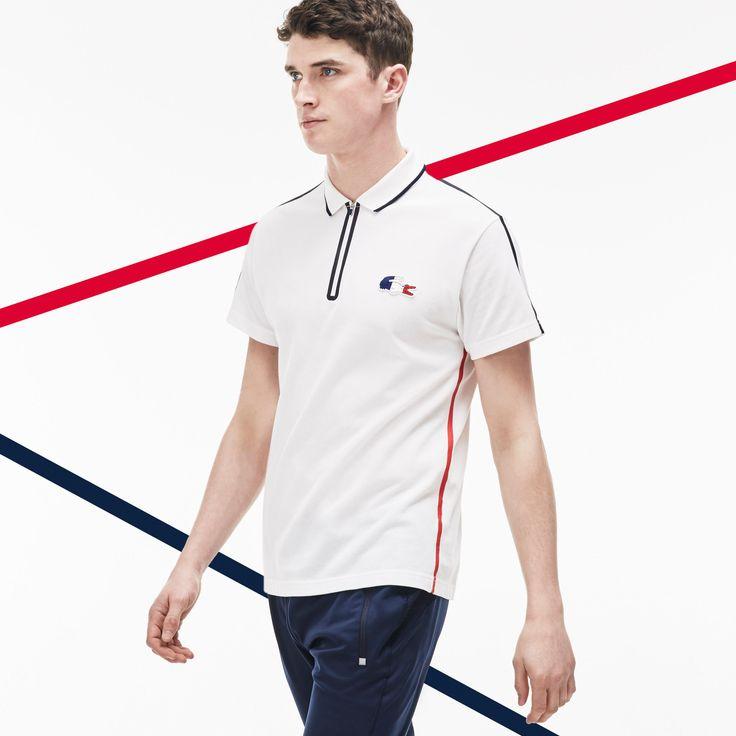 Men's SPORT 'World Supporter' Polo Shirt | LACOSTE