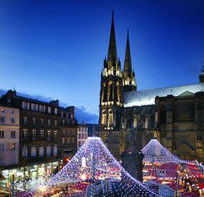 Clermont-Ferrand : cathédrale Notre-Dame-de-l'Assomption