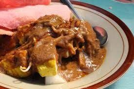 Resep Masakan Ketupat Tahu Bandung