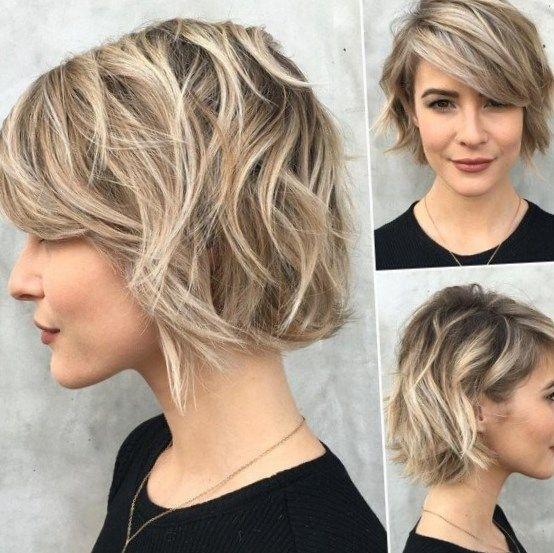 Cortes de pelo corto por el cuello