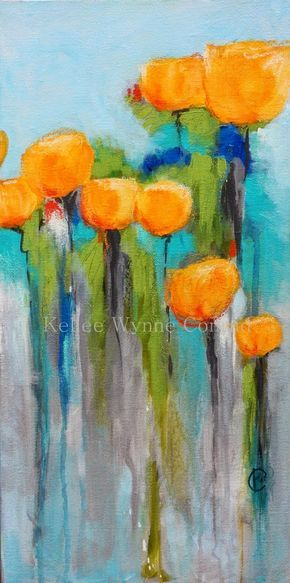 Kellee Wynne Conrad Fine Art: New Series: Secret Garden