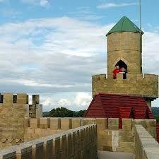 The Sunshine Castle at Bli Bli is Australia's largest castle