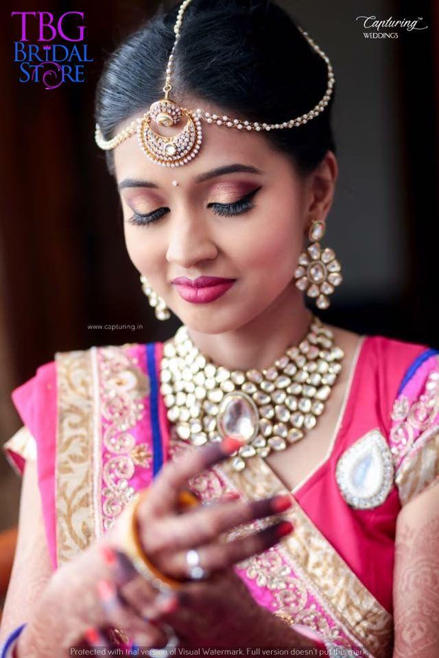 South Indian Bridal Makeup South Indian Bridal Makeup In