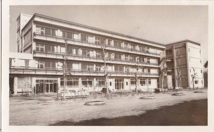 古い写真 茨城女子短大校舎建物 教育資料 - ヤフオク!
