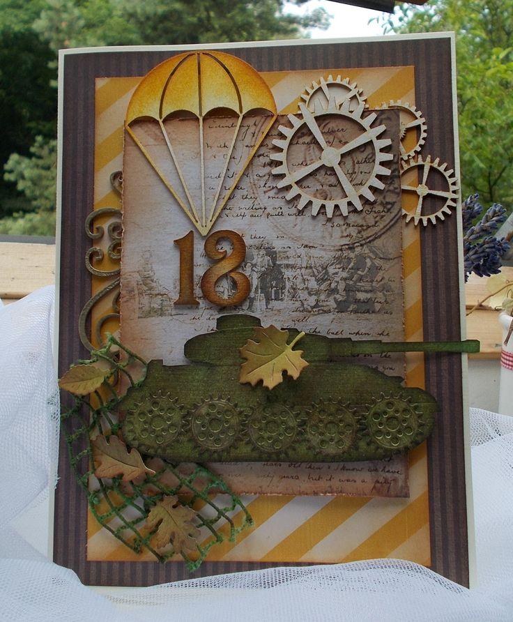 kartka na osiemnaste urodziny