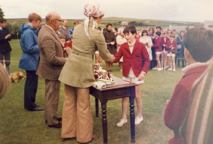 Prize Giving, 1978