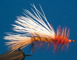 The Stimulator Fishing Fly Recipe - Fly Tying Patterns for beginners - Copperfly.net