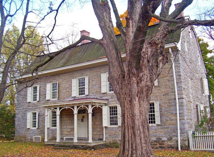 Wynkoop Stone House, NY