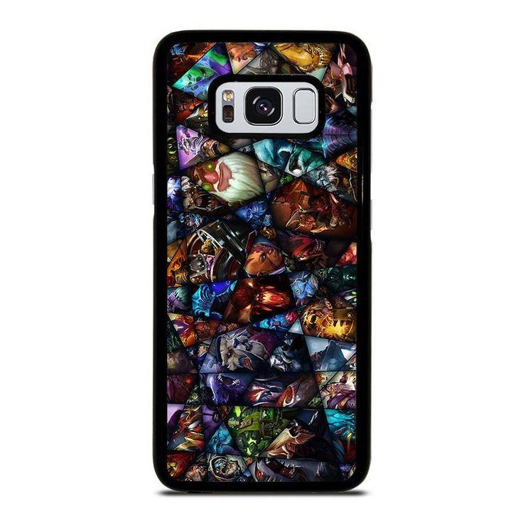 HEROES DOTA 2 Samsung Galaxy S3 S4 S5 S6 S6 Egde S6 Edge Plus S7 S7 Edge S8 S8 Plus Note 3 4 5 8