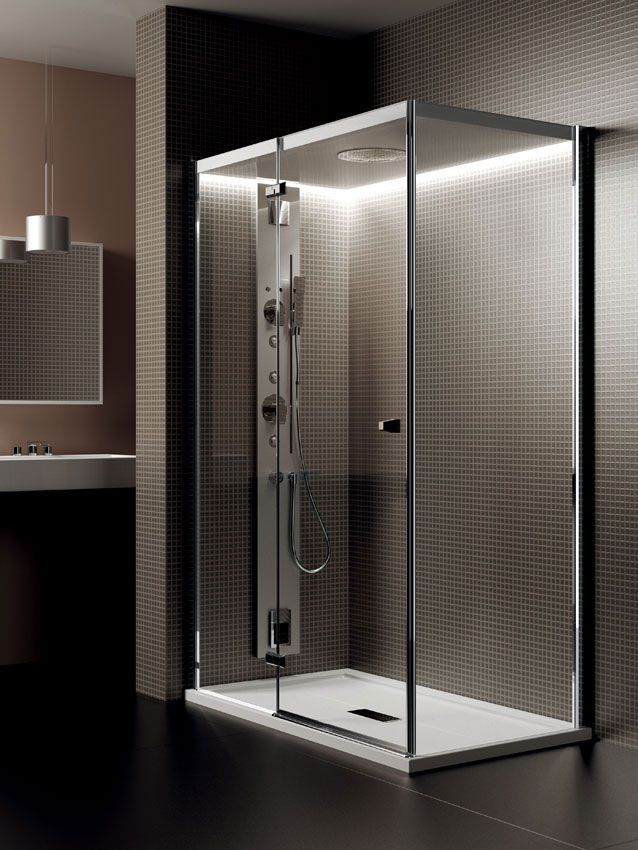 14 Best Showers And Steam Baths Images On Pinterest