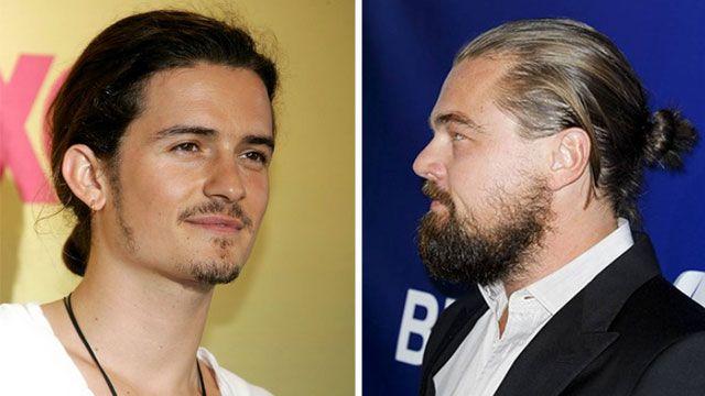 """Una volta era il """"divin codino"""" di Roberto Baggio, poi la coda di Fiorello, oggi il man bun impazza tra i vip come, Orlando Bloom e Leonardo Di Caprio."""