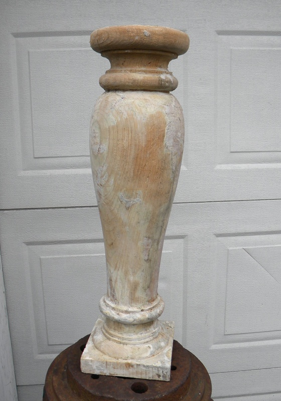 turned column: Antiques Spindle, Turning Columns, Antiques Newel, Newel Posts,  Footstal,  Plinth