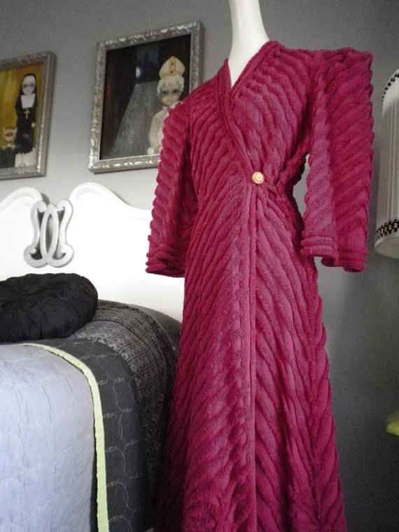 vintage robe vanities and the women who love them With robe vintage love