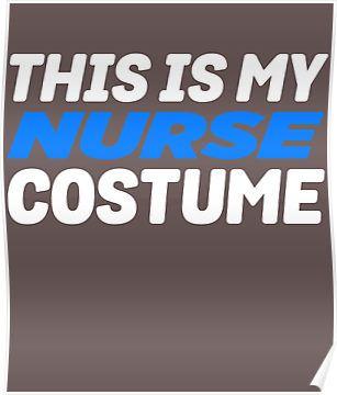 My Nurse Costume