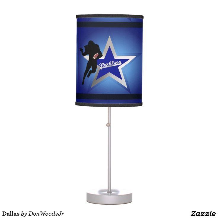 Dallas Table Lamp