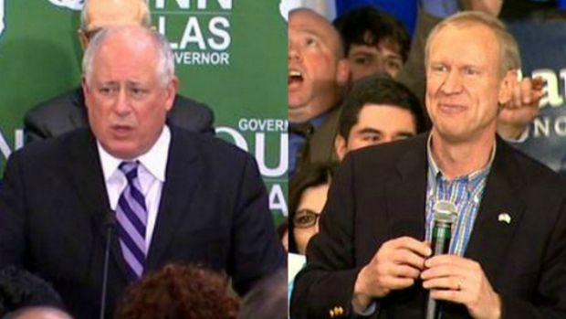 IL Democrat Governor Pat Quinn has an honorary race card and he's not afraid to use it. Anything to keep himself from going under the microscope...