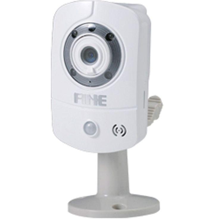 OSI CCTV Security Systems - Fine TCP-3000AM-W (3 Megapixel) -  IP IR Cube Wireless Camera, $219.00 (http://www.osicctv.com/tcp-3000am-w-3-megapixel-ip-ir-cube-wireless-camera/)