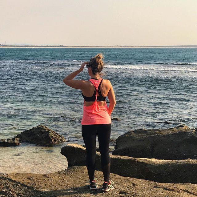 Reposting @alipage6: Sunday surf check 🌊 #morning #beach #cardio #itshot