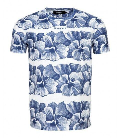 T shirt unkut