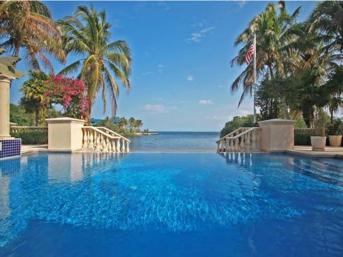 16 9 Million Tahiti Beach Mansion In Miami Florida 2 Millionaire House Dream 2018 Pinterest And Mansions