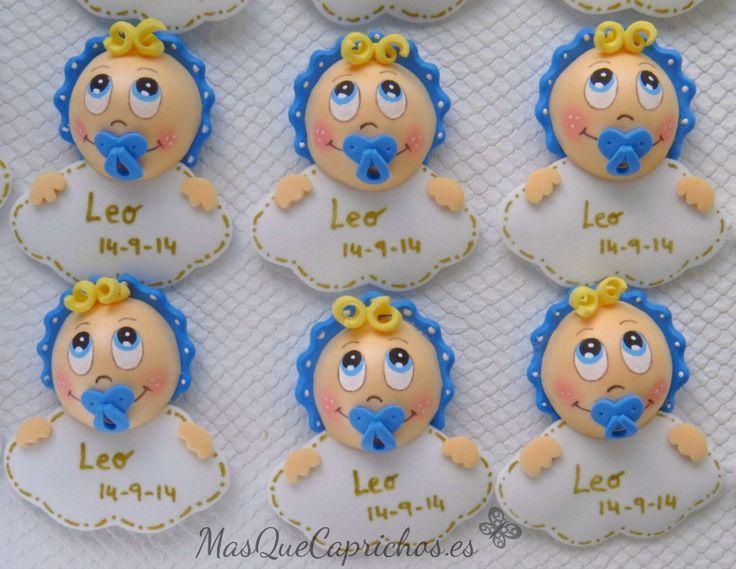 Bautizo de Leo, el niño con los ojos azules