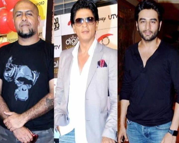 Shah Rukh Khan and Vishal-Shekhar patch up? http://ndtv.in/12kFeNv