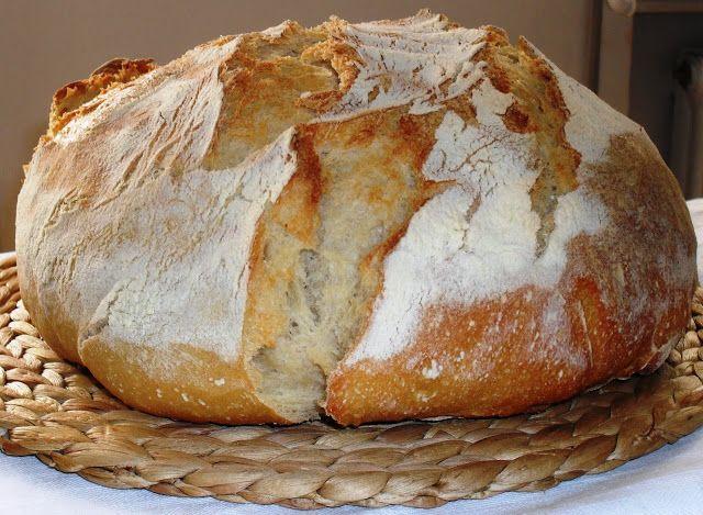 babà che bontà: Pane cafone