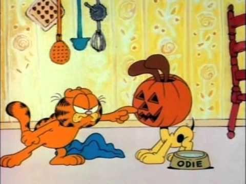 Garfield's Halloween Adventure - Part 1