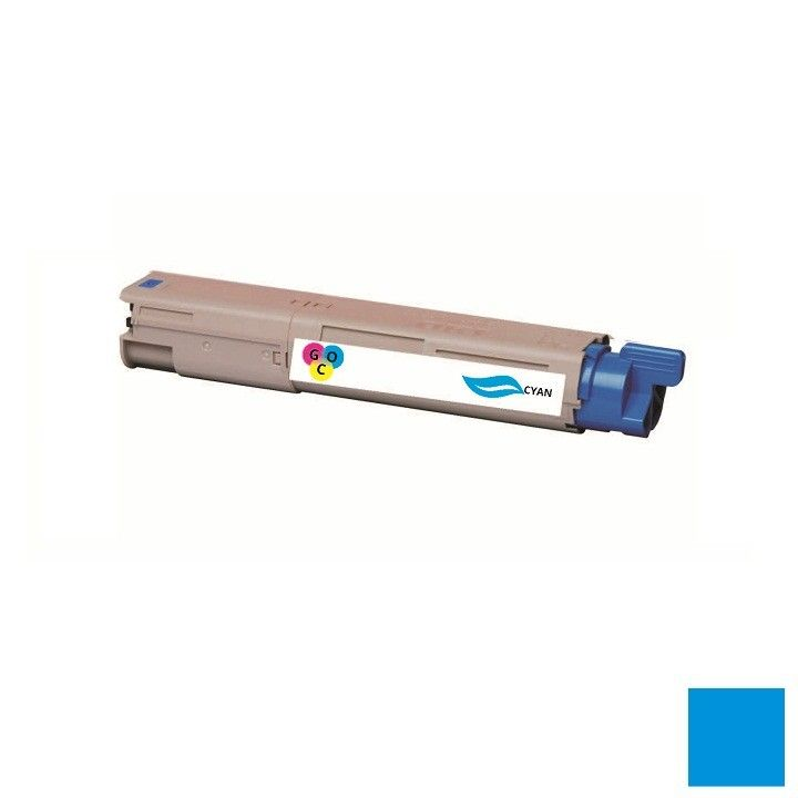 Printer cartridge voor Okidata C3300N 43459331.