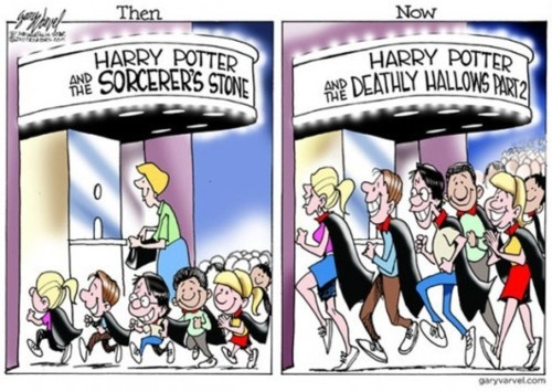 harry potter.. this is so true. kirstenyo