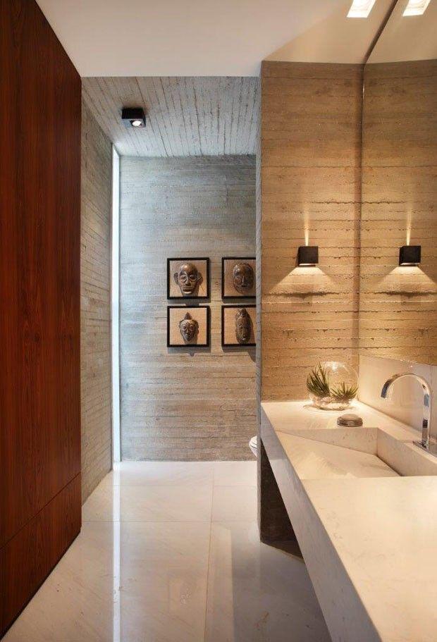 Atmosfera suave e acolhedora na Barra - Casa Vogue | Casas