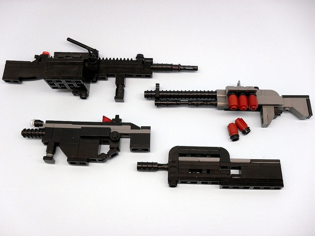 Mecha Weapons   Flickr - Photo Sharing!